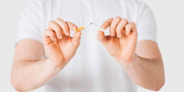 Doti sensitive smettendo di fumare
