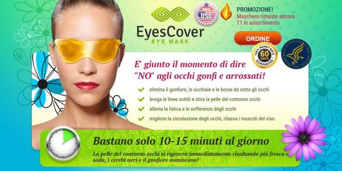 eyes cover maschera gel