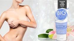 Big Bust: la crema push-up che aumenta e solleva il seno